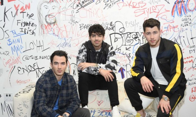 Jonas Brothers Drop New Song Cool