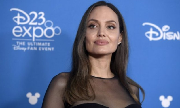 Angelina Jolie Crashes Kids Martial Arts Class for Marvel Film