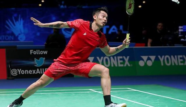 Lin Dan questions draw  in All England