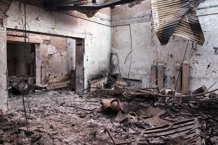 Afghan hospital bombing:  Toll rises to 22