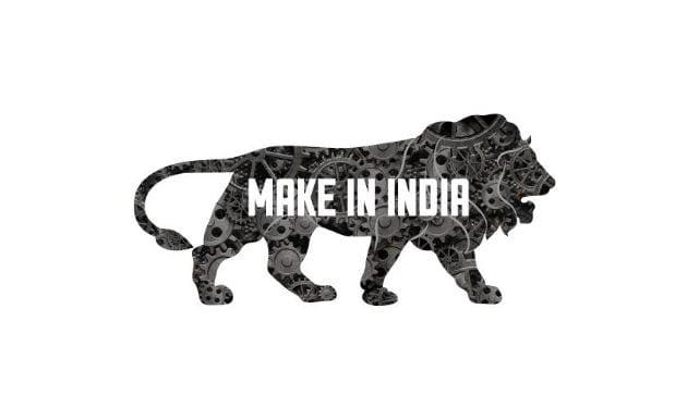 Make in India drive