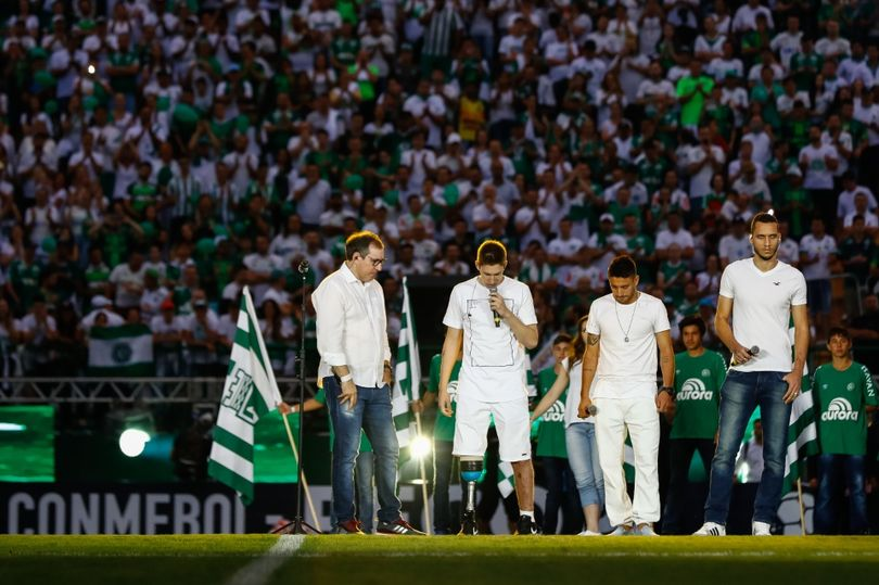 Tragedy-hit Chapecoense to redevelop stadium