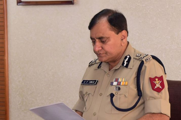 After 22 days, UP gets police chief in OP Singh