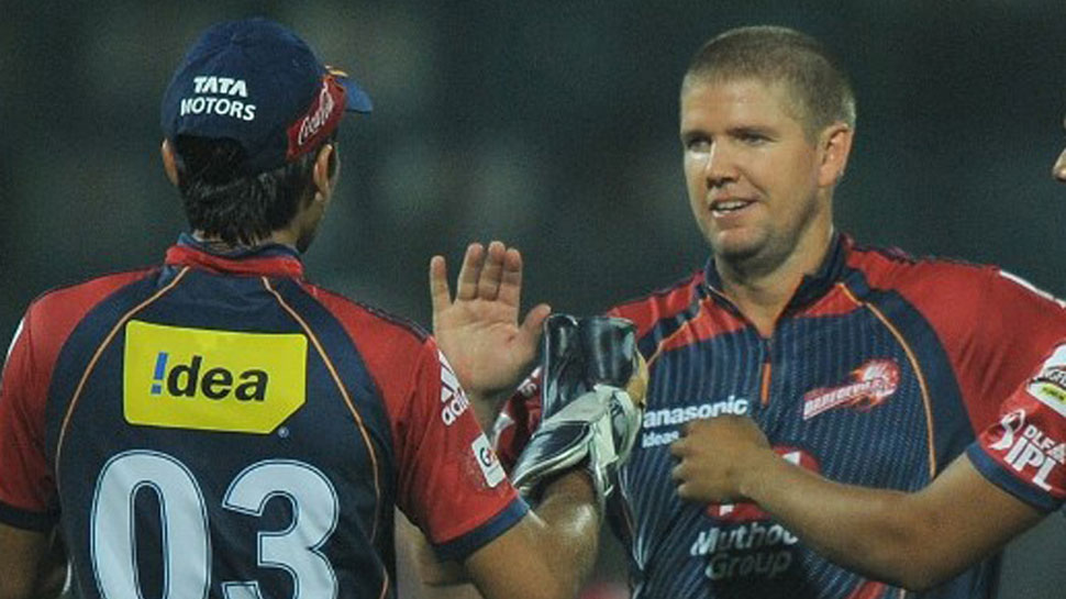 Daredevils appoint Hopes as bowling coach