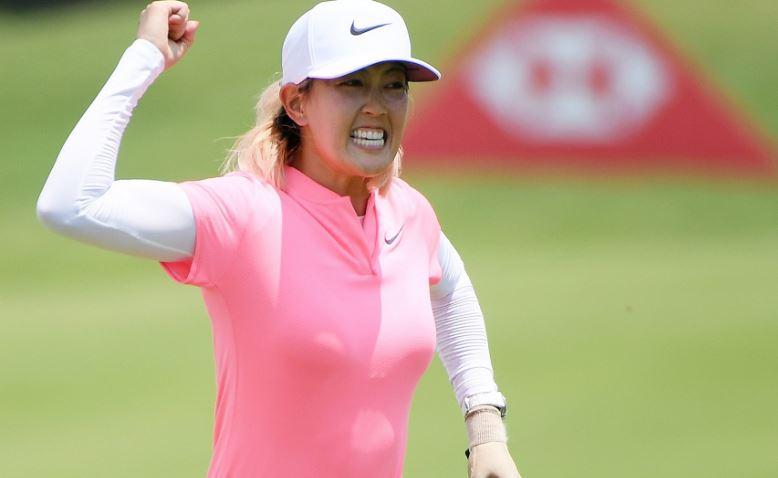 Michelle Wie wins LPGA Singapore