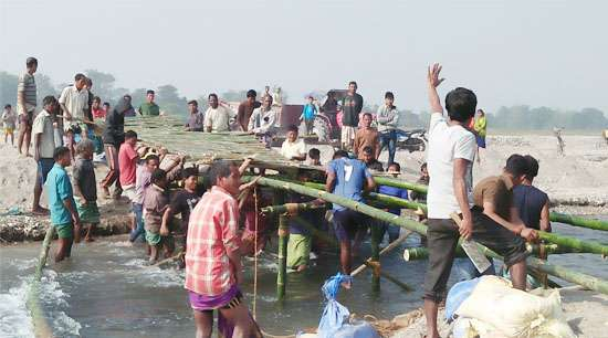 Police brace for influx from Assam to Manipur