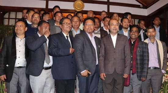 Khandu lauds PM, Shah for poll victory in NE