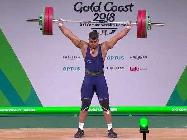 Sathish Kumar Sivalingam bags gold for India