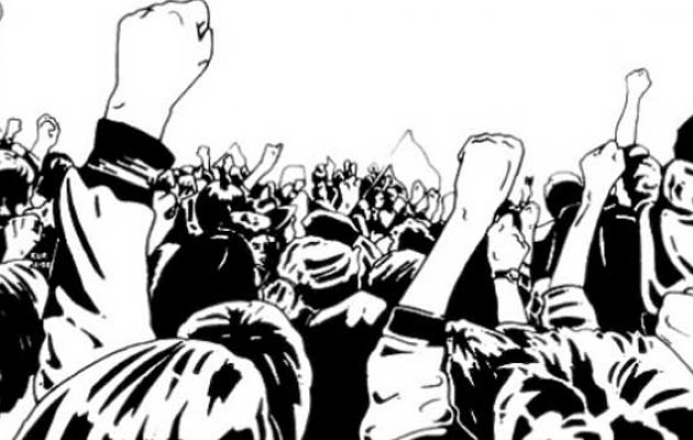 Curbing students' rights to protest