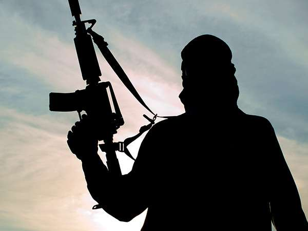 Terrorism the great scourge