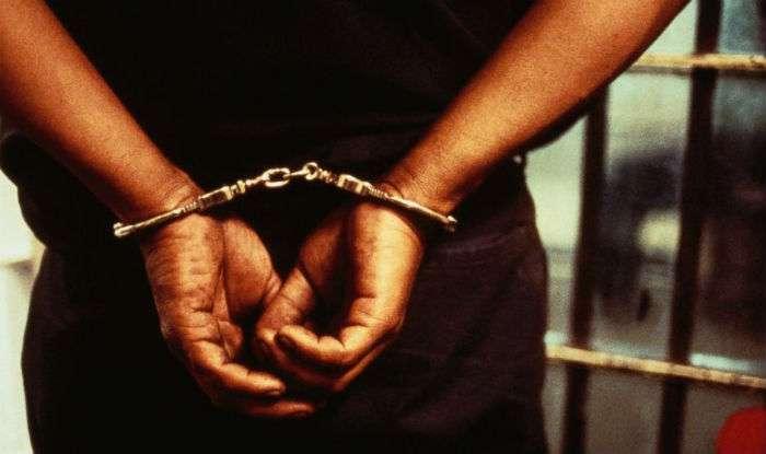 Former AASU leader Biswajit Das arrested in LGBI Airport, Guwahati.