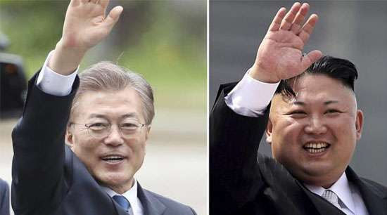 Moon-Kim hotline likely to be set up this week