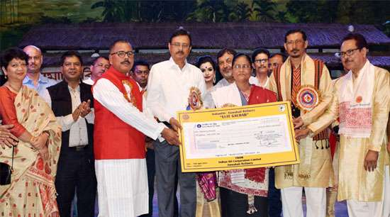 Guwahati Refinery institutes Luit Gaurab Award