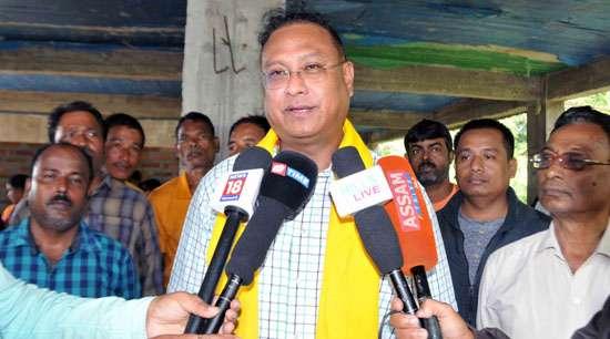 tiol Press Day observed in Tripura