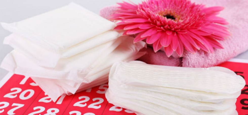 Stress on promoting menstruation hygiene