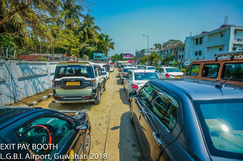 Airport parking mafia raaj: The tale of common mans agony at LGBI Airport