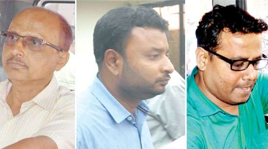 Coal syndicate case: Five accused in jail