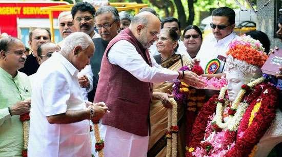Parties woo Lingayats on Basava Jayanti day