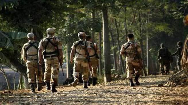Security forces apprehend ENNG cadres in Arunachal