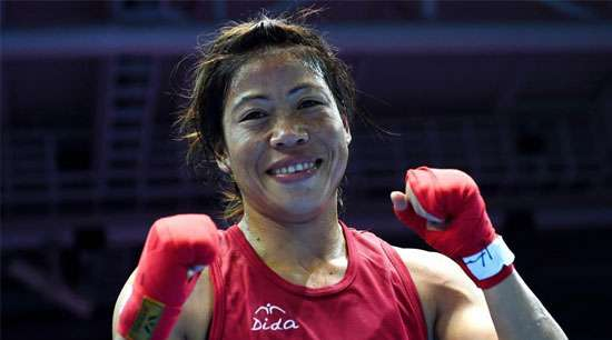 I will continue boxing till my body allows, says Mary Kom
