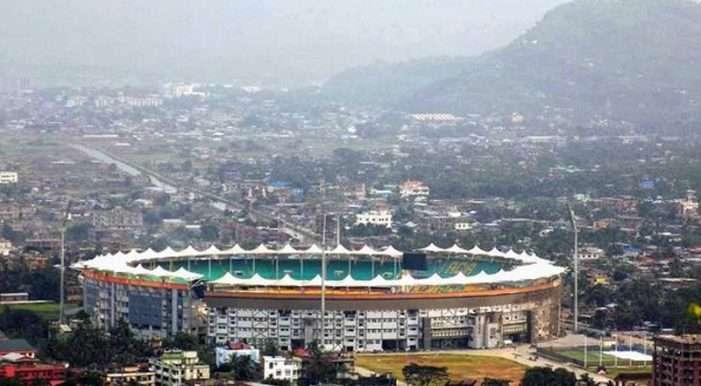 IND VS WI match to be held at Barsapara Stadium