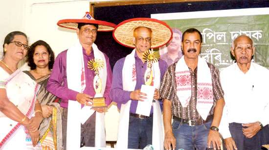 Kapil Das awards given away