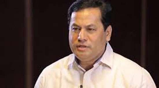 Reshuffle of Sonowal