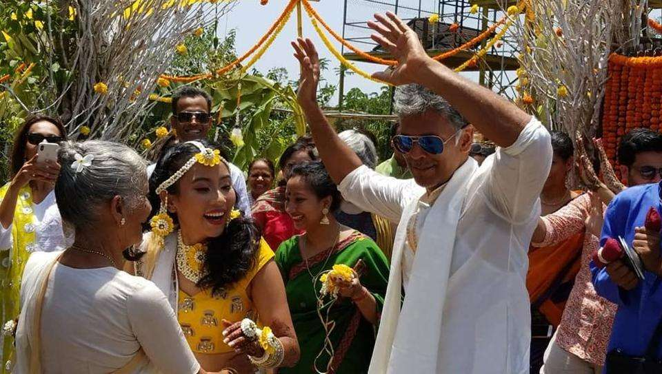 Milind Soman to tie a knot with Assam