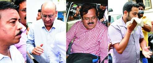 CBI Court rejects bail applications of Income tax commissioner and three others