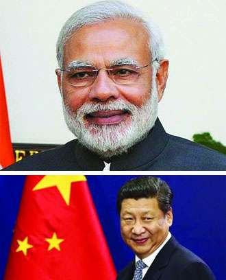 Modi, Xi to meet in China