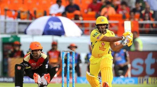 Chennai pip Hyderabad to return to top