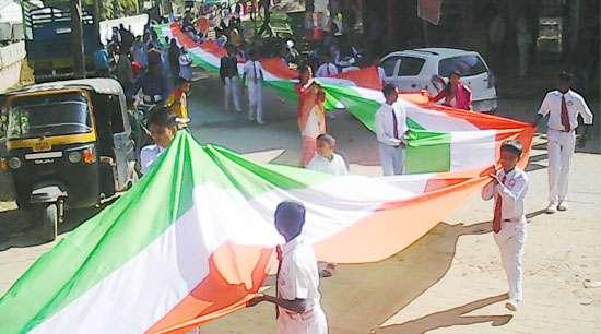 Tripura observes Netajis birth anniversary with massive processions
