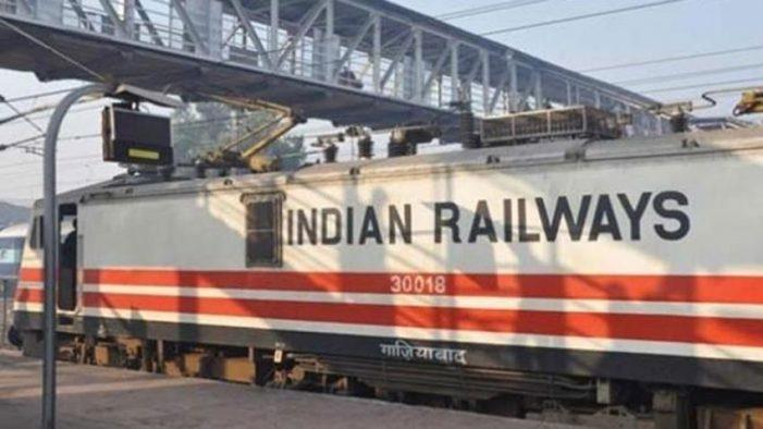 Railway sets high benchmark