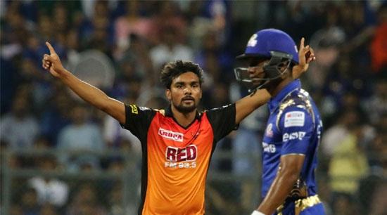 Hyderabad beat Mumbai by 31 runs, move to third