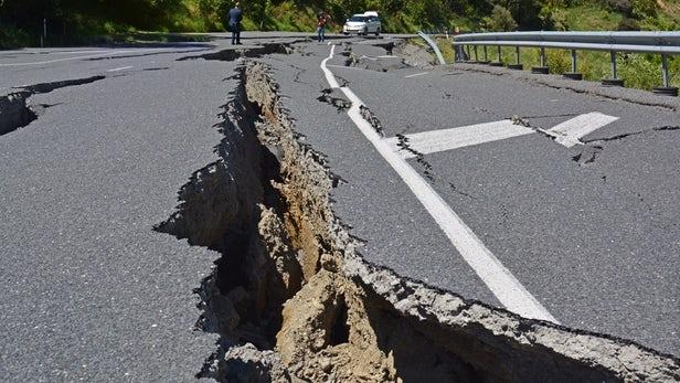 Quake hits Shillong