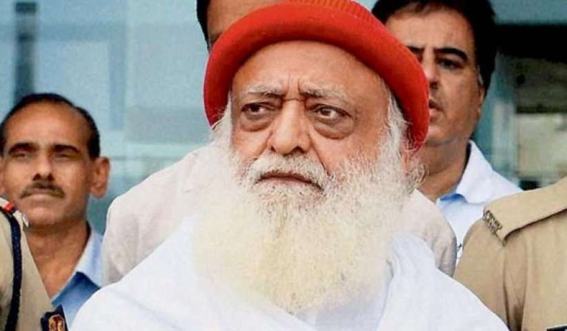 Asaram sentenced to life imprisonment