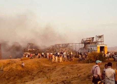 Fire on the sets of Akshay Kumar Starrer Kesari