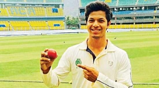 Avinav, Rishav give  good start to Guwahati