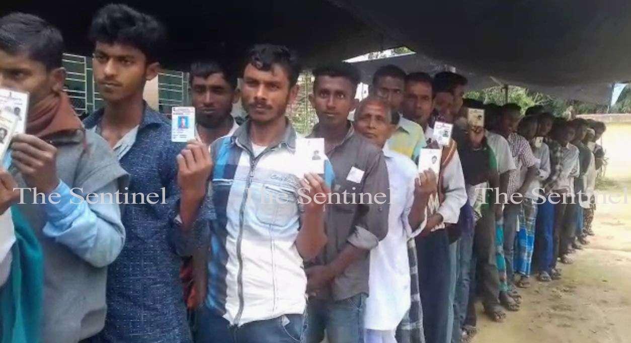 Re-polling in 6 booths in Tripura begins