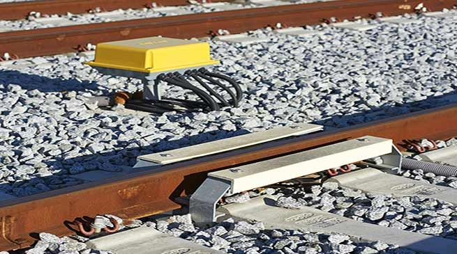 NF Railway installs Axle Counters for greater safety