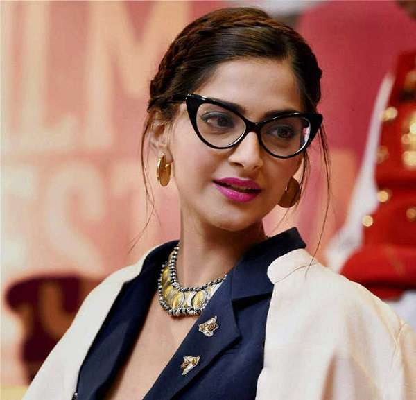 Is Sonam Kapoor Hinting her family not to speak about her Wedding?