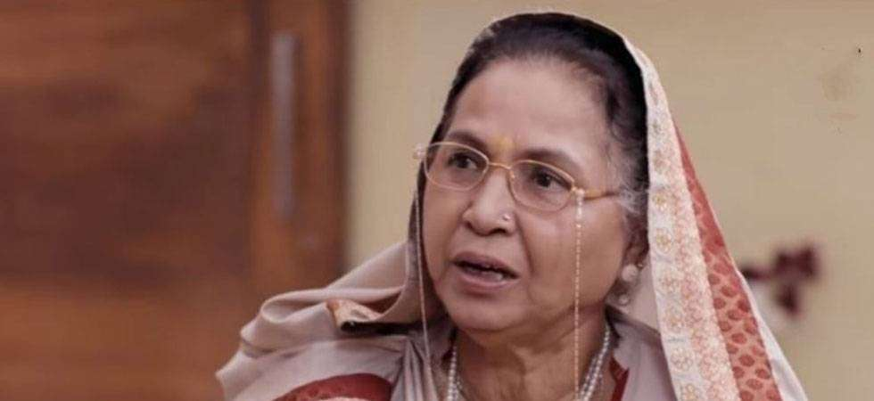 Most loved silver screen actress Dadi bua passes away