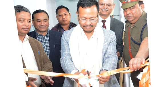 Home Minister launches  e-Prisons software
