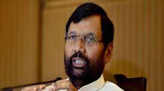 Paswan bats for 15% quota for upper caste poor
