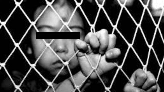 Two rape accused  paraded ked in State