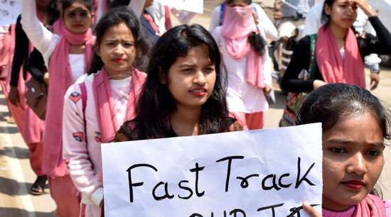 Atrocities against Women on the Rise