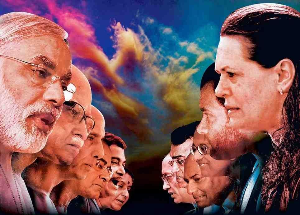 BJP-Congress battle over credit