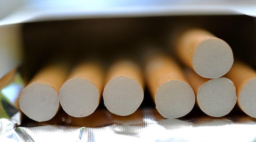 Police seizes illicit cigarette