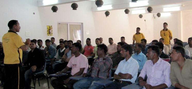 Faculty development programme organized