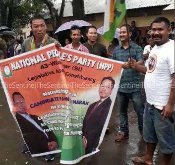 NPP wins Williamnagar Poll